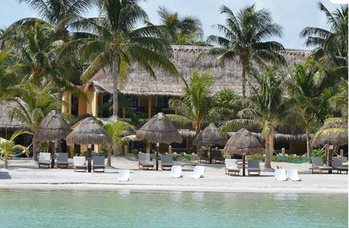 Hotel Amaite and Spa - Đảo Holbox
