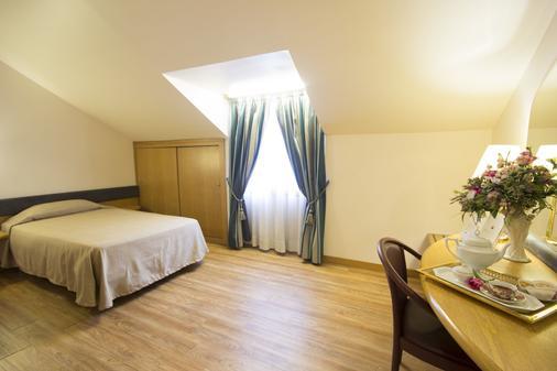 Albert Hotel - Milan - Phòng ngủ
