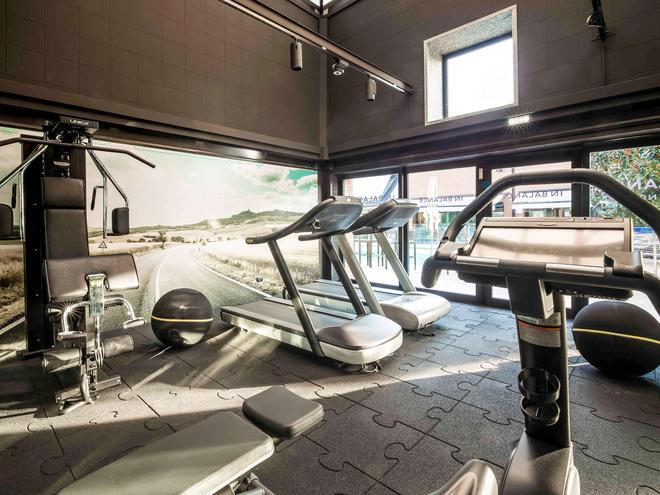 米蘭利納特機場諾富特酒店 - 米蘭 - 米蘭 - 健身房