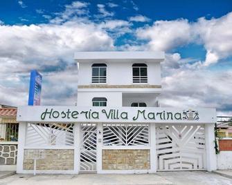 Hosteria Villa Marina - Salinas (Santa Elena) - Edificio