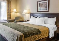 Quality Inn Riverside Near Ucr - Riverside - Makuuhuone