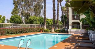 Quality Inn Riverside Near Ucr And Downtown - Riverside - Bể bơi