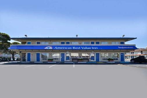 Americas Best Value Inn Las Vegas Strip - Las Vegas - Building
