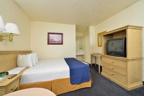 Americas Best Value Inn Las Vegas Strip - Las Vegas - Bedroom