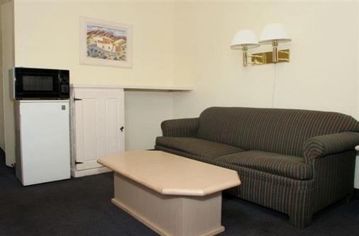 Americas Best Value Inn Las Vegas Strip - Las Vegas - Living room