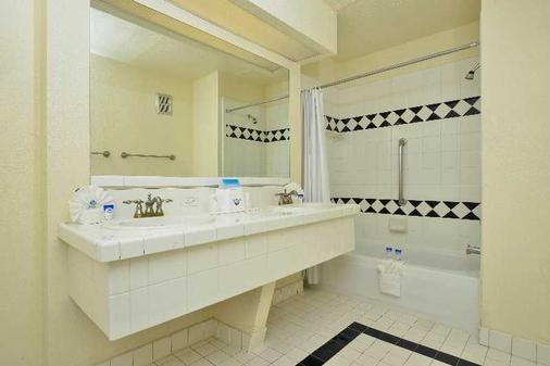 Americas Best Value Inn Las Vegas Strip - Las Vegas - Bathroom