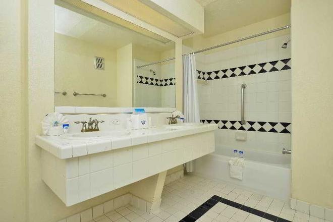 アメリカズ ベスト バリュー イン ラスベガス - ラスベガス - 浴室