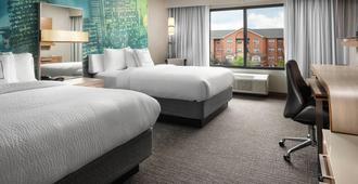 Courtyard by Marriott Indianapolis at the Capitol - Indianapolis - Makuuhuone