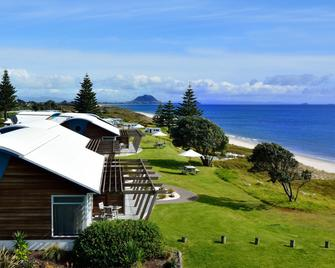 Papamoa Beach Resort - Papamoa - Außenansicht