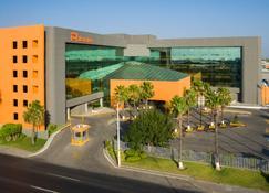 Real Inn Nuevo Laredo - Nuevo Laredo - Bangunan