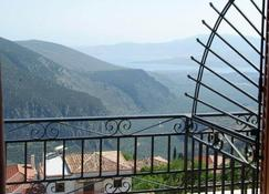 Orfeas Hotel - Delphi - Balcony