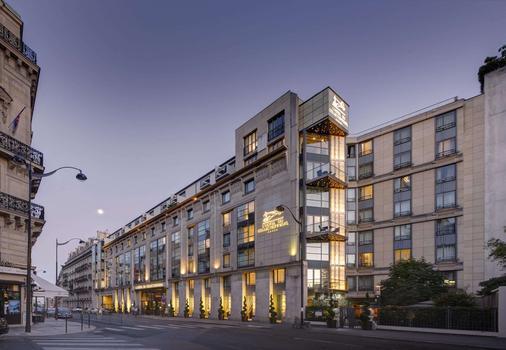 Hotel du Collectionneur Arc de Triomphe - Παρίσι - Κτίριο