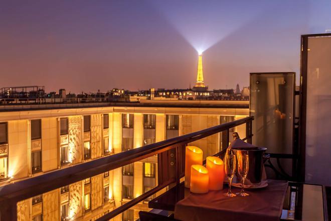 Hotel du Collectionneur Arc de Triomphe - Paris - Balkon