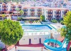 Hotel Club Phellos - Kaş - Κτίριο