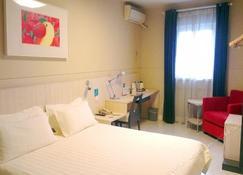 Jinjiang Inn Jinzhou Luoyang Road - Jinzhou - Bedroom