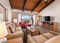 Kona Coast Resort - Kailua-Kona - Living room