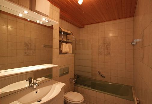 Hotel Atlas Sport - Garmisch-Partenkirchen - Bathroom