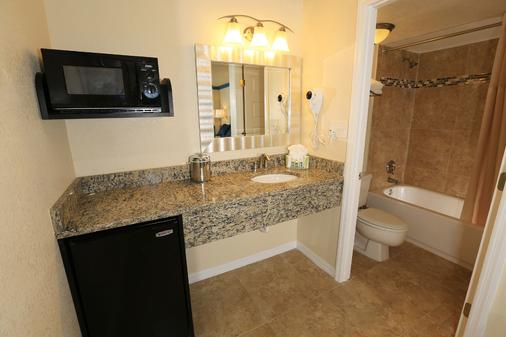 Sunsol International Drive - Orlando - Bathroom