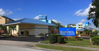 Sunsol International Drive - Orlando - Toà nhà