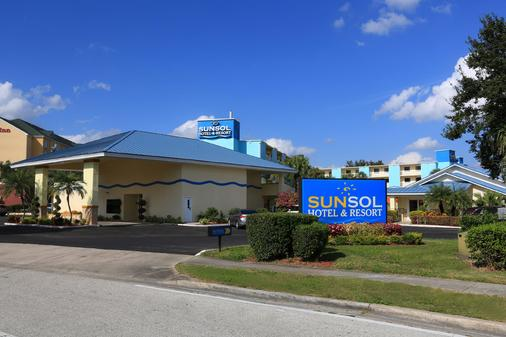 Sunsol International Drive - Orlando - Building