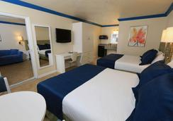 Sunsol International Drive - Orlando - Bedroom