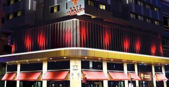 香港灣仔睿景酒店 - 香港 - 建築