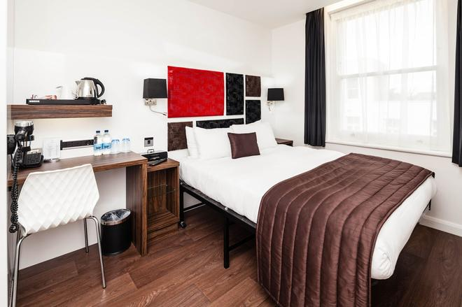 Chiswick Rooms - London - Bedroom