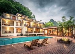 The Apsara Lodge - Yangshuo - Piscine