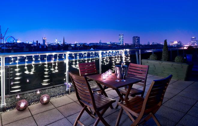 Park Plaza Victoria London - London - Balcony