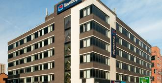 Travelodge Manchester Ancoats - Mánchester - Edificio