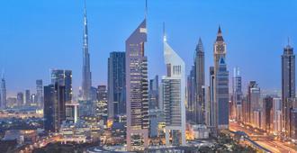 Jumeirah Emirates Towers - Dubai - Vista esterna