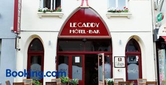 Hotel Le Caddy - Le Touquet - Building