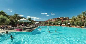 Eden Andalou Suites, Aquapark & Spa - מרקש - בריכה