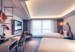 杭州西湖美居酒店 - 杭州 - 臥室