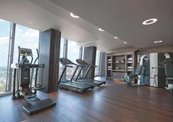 Shangri La Hotel At The Shard London - London - Gym