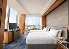 Shangri La Hotel At The Shard London - Λονδίνο - Κρεβατοκάμαρα