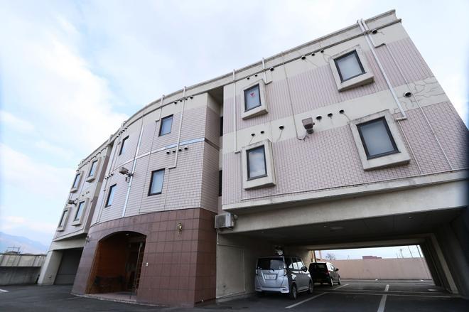 樂瀨里奈飯店 - 笛吹 - 建築