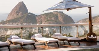 Vila Santa Teresa - Rio de Janeiro - Balcony