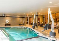 Cambria Hotel Traverse City - Thành phố Traverse - Bể bơi