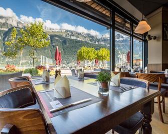 Marina Walensee - Quarten - Ресторан