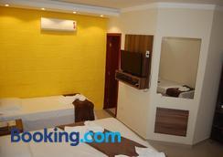 Aeroporto Plaza Hotel - Campo Grande - Bedroom