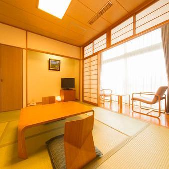 Hotel Hiruzen Hills - Maniwa - Comedor