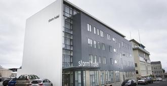 Storm Hotel by Keahotels - Ρέυκιαβικ - Κτίριο