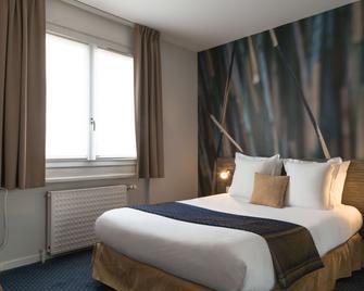 The Originals City, Hôtel Dau Ly, Lyon Est (Inter-Hotel) - Bron - Bedroom