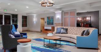 Homewood Suites by Hilton Seattle Downtown - Seattle - Sala de estar