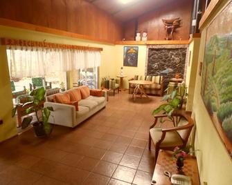 Hotel Manutara - Osterinsel - Lobby