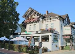 Solehotel Tannenhof - Bad Harzburg - Building