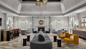 Kimpton Hotel Monaco Denver - Денвер - Лаундж
