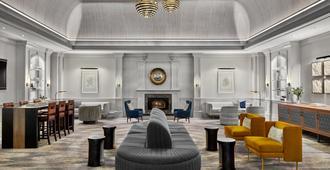 Kimpton Hotel Monaco Denver - דנבר - טרקלין