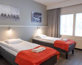 Hotelli Pyöreä Torni - Savonlinna - Schlafzimmer